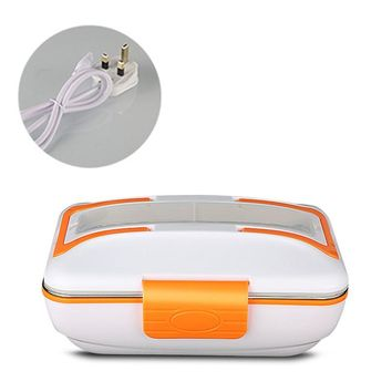 Food Container Dinnerware Set Electric Heating Lunch Bento Box Tableware Home Office Meal Heater Food Heated Container