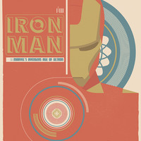 """Iron Man"" by Matt Needle"
