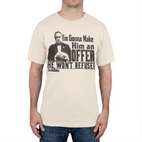 The Godfather - Make An Offer Soft T-Shirt