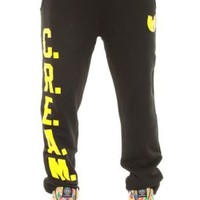 Wu-Tang Brand, CREAM Sweatpants - Pants - MOOSE Limited