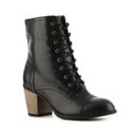 Diba Pilot Lace Up Bootie