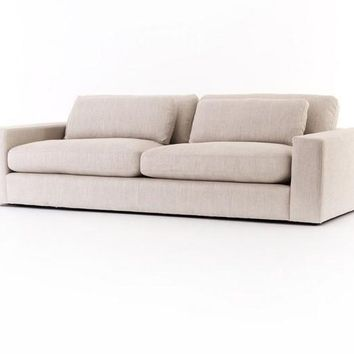Bloor 98 Inch Sofa | Essence Natural