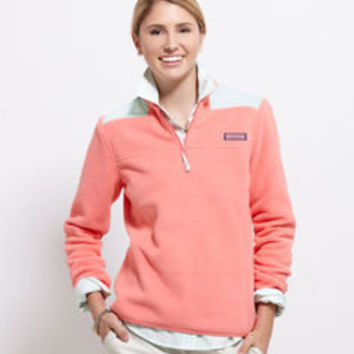 Shop Women's Pullovers: Fleece Pullover Shep Shirt for Women -  Vineyard Vines