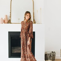Cityside Gardens Maxi Dress - Luca + Grae