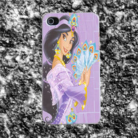 Disney Princess Jasmine B1 iPhone 4 Case,iPhone 4s Hard Case,cover skin case for iphone 5 case, samsung s2 case,samsung s3 case