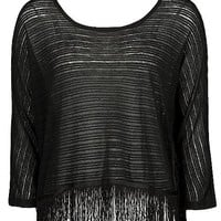 Not Forever Fringe Top - Women's Shirts/Tops | Buckle
