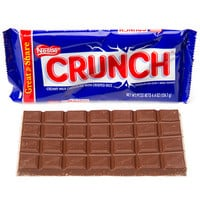 Nestle Crunch Giant Size Candy Bars: 12-Piece Box