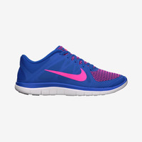 Nike Free 4.0 Women's Running Shoes - Hyper Cobalt