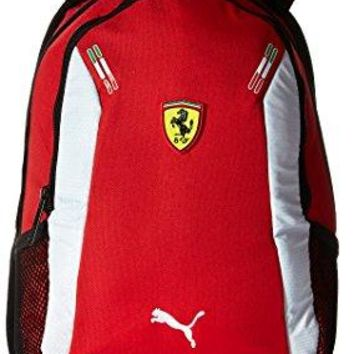PUMA Men's Ferrari Replica Small Backpack