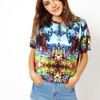 ASOS T-Shirt with Digital Print