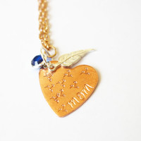 Mom memorial necklace.Sympathy gift.Angel wing memorial necklace.Memorial gift idea.Memorial jewelry.Loss of a child
