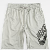 Nike Sb Dri-Fit Sunday Mens Sweat Shorts Dark Grey  In Sizes