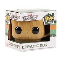 Funko Marvel Guardians Of The Galaxy Groot Pop! Mug