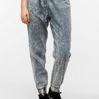Urban Outfitters - Sparkle & Fade Acid Wash Jogger Pant