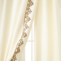 "Two 52""W x 96""L Curtains"