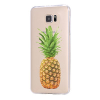 Pineapple Fruit Samsung Galaxy s6 case, Galaxy S6 Edge Case, Galaxy S5 case C070