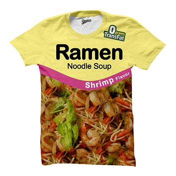 Shrimp Ramen T-shirt