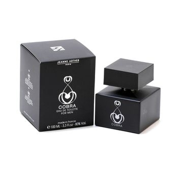 Jeanne Arthes Cobra Homme EDT Spray 3.3 oz only $33.95 at https://www.cosmic-perfume.com