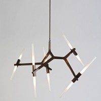 The Future Perfect Agnes 10 by Lindsey Adelman - Chandeliers - Modenus Catalog