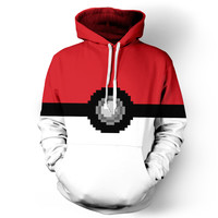 Gotta Catch'em all Hoodie