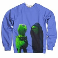 Evil Kermit Sweater
