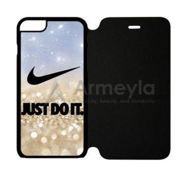 CREYUG7 Nike Jordan Mint Wood iPhone 6/6S Flip Case | armeyla.com