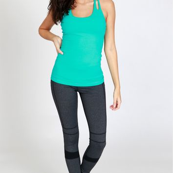 Active Leggings Charcoal
