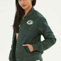 NFL Packers Bomber Jacket