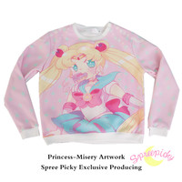 [Princess-misery Design] [Sailor Moon] Fleece Jumper SP141604