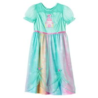 Castle Princess ''Dream'' Dress-Up Nightgown - Toddler Girl, Size: