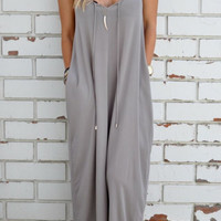 Loose Casual Maxi Dress