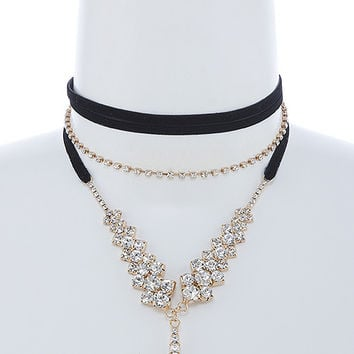 "The ""3-Way Necklace"""