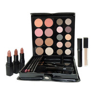 Makeup Artist Network Color Mineral Makeup Kit - Neutral Edition