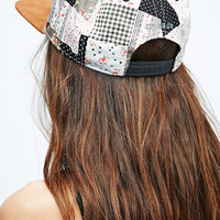 Reason Patchwork Snapback Cap - Urban Outfitters