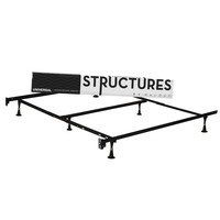 Universal Size Twin / Full /Queen / King / Cal King /Twin XL Metal Bed Frame