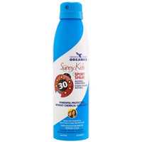 Goddess Garden Sunscreen - Organic - Sunny Kids - Sport Spray - 6 Fl Oz