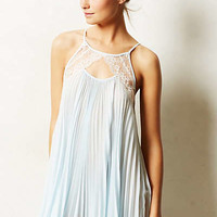 Powder Pleated Chemise