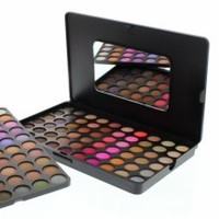 120 Eyeshadow Palette 5th Ed: Pink & Natural Color Makeup- BHCosmetics
