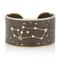 Virgo Constellation Cuff | Moda Operandi