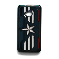Captain America Winter Soldier For HTC ONE M7/HTC ONE M8/HTC ONE M9 Phone case ZG