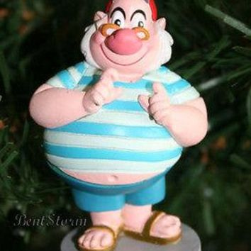 Licensed cool Custom Disney MR. SMEE Christmas Holiday Ornament PVC JAKE AND NEVERLAND PIRATES