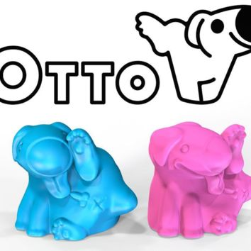 OTTO 5-inch Resin Figure by Brutherford Industries x Kean University