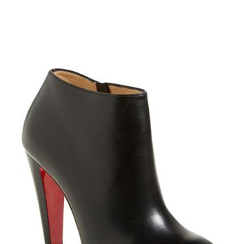 "Women's Christian Louboutin 'Belba' Short Boot, 4"" heel"