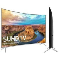 DCCKH0D 55' Curved UHD Smart TV BUN