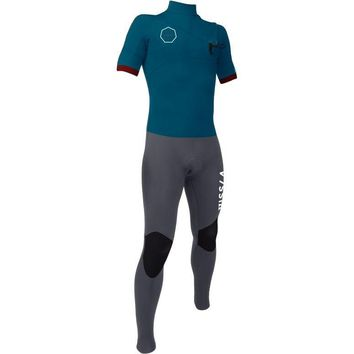 Vissla Boys Seven Seas 2mm S/S full 50-50