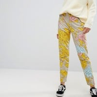 G-Star 5622 Elwood X 25 Pharrell Jean in Floral Print at asos.com