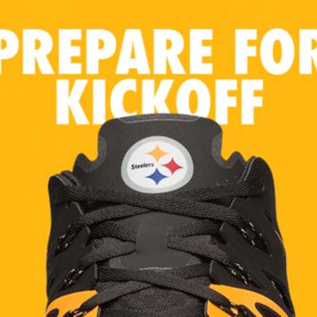 Steelers NFL Nike Kickoff Collection Speed 4 AMP Training Shoe