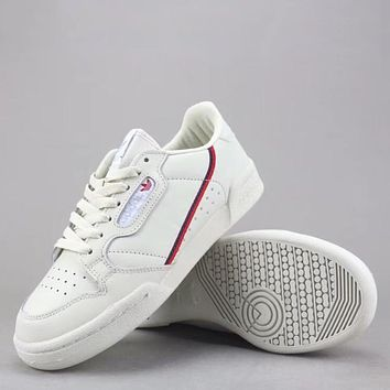 Trendsetter Adidas Continental 80 Women Men Fashion Sneakers Spo 63a557907cc1