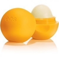eos Medicated Lip Balm Sphere, Tangerine, .25 oz