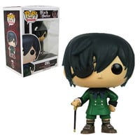 Black Butler - Ciel Phantomhive - Pop! Vinyl Figure *Vaulted*